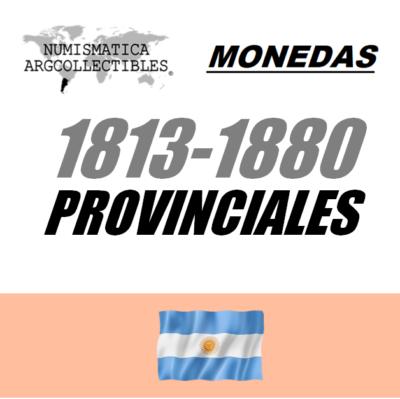 1813-1880 Provinciales