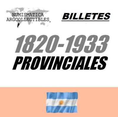 1820-1933 Provinciales