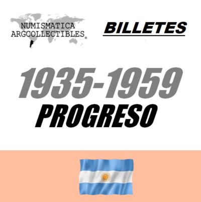 1935-1959 Progreso